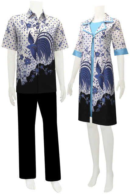 sarimbit couple model dress cantik elegan dengan motif burung cendrawasih cocok dipakai dengan pasangan anda. dapatkan di toko kami.hubungi : 081226233422