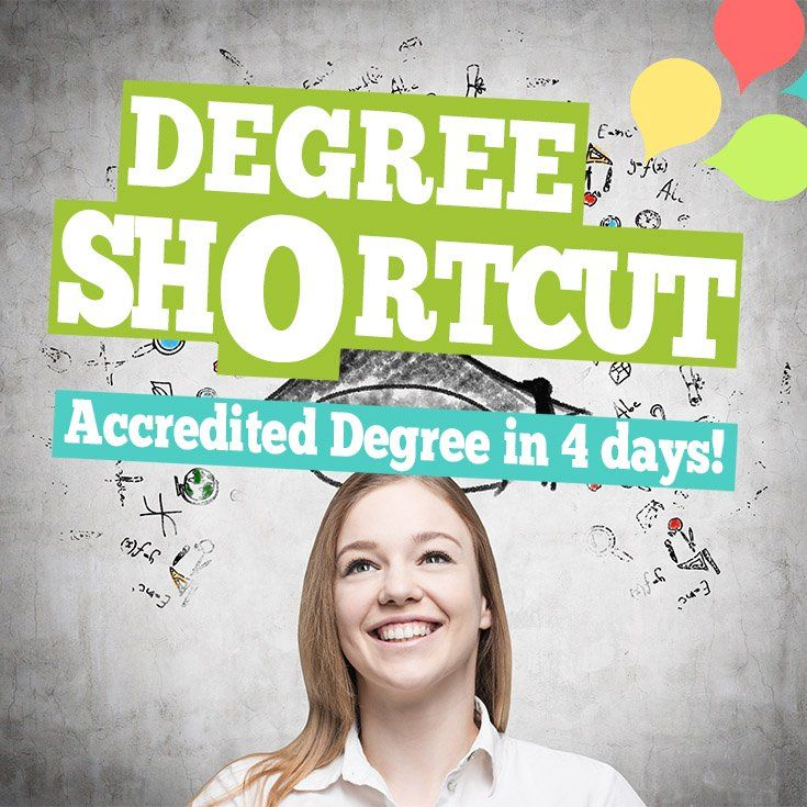 Degree Shortcut