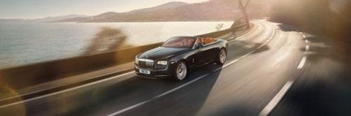Galerie: Présentation Rolls Royce Dawn
