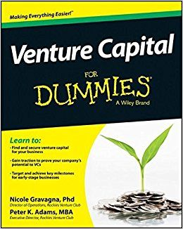 Though providing venture capital can be risky for the investors who put up the funds.