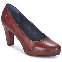 Chaussures Femme Escarpins Dorking BLESA Rouge
