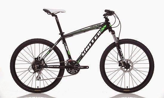 Harga Sepeda United Terbaru Juni 2015 – Apa kegiatan yang Anda lakukan akhir pekan ini? Jika tidak memiliki aktivitas, mungkin Anda bisa mencoba sensasi olahraga bersepeda yang baru-baru ini mulai populer di kalangan masyarakat.