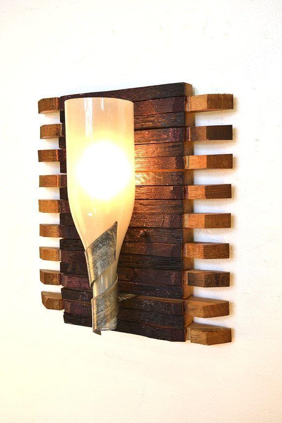 Wine Barrel Project Lighting