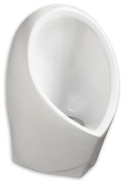 American Standard 6154100020 Waterless Urinal Medium modern-urinals