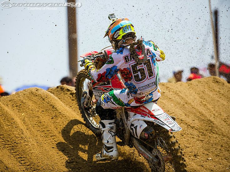 Barcia Out for Remainder of Motocross Season - Offroad Motorcycles - Motorcycle Sport Forum