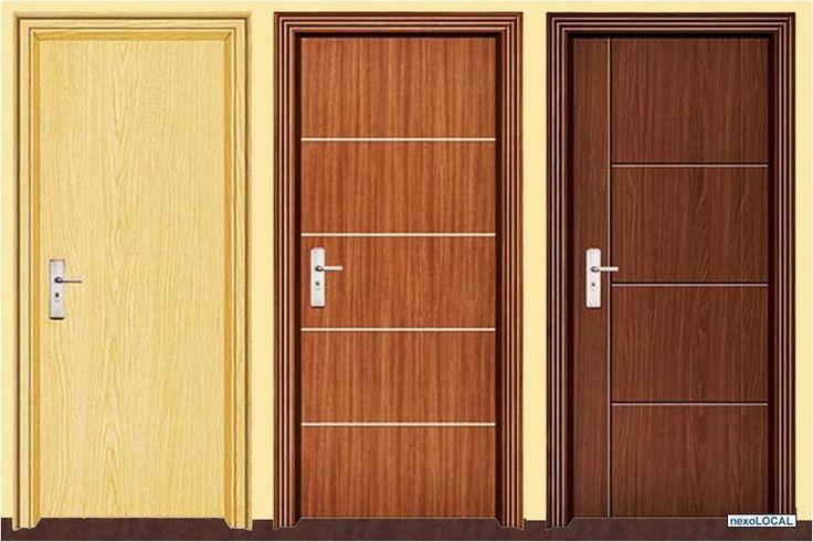M s de 25 ideas incre bles sobre puertas internas en for Puertas para recamaras modernas