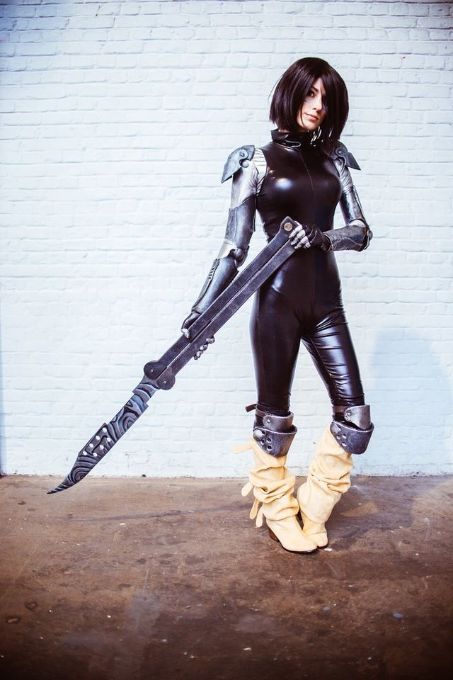 GALLY cosplay from BATTLE ANGEL  Cosplay  Pinterest  Cosplay