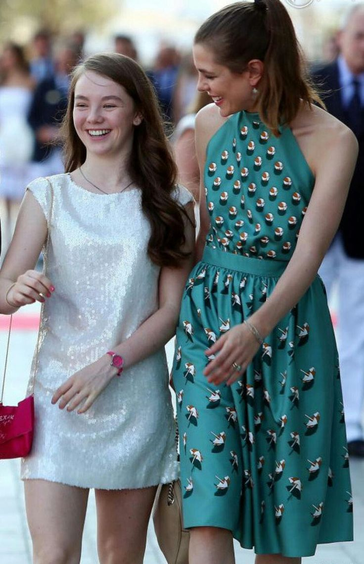 71 best Royal Monaco(f.c) Sisters Alexandra/Charlotte images on ...