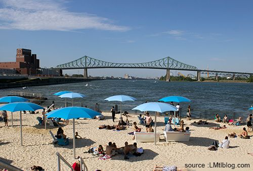 Discover the 10 BEST beaches near Montreal!