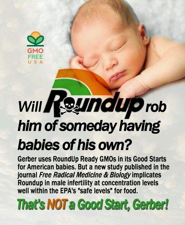 Gerber Baby Food Gmo Herbicide