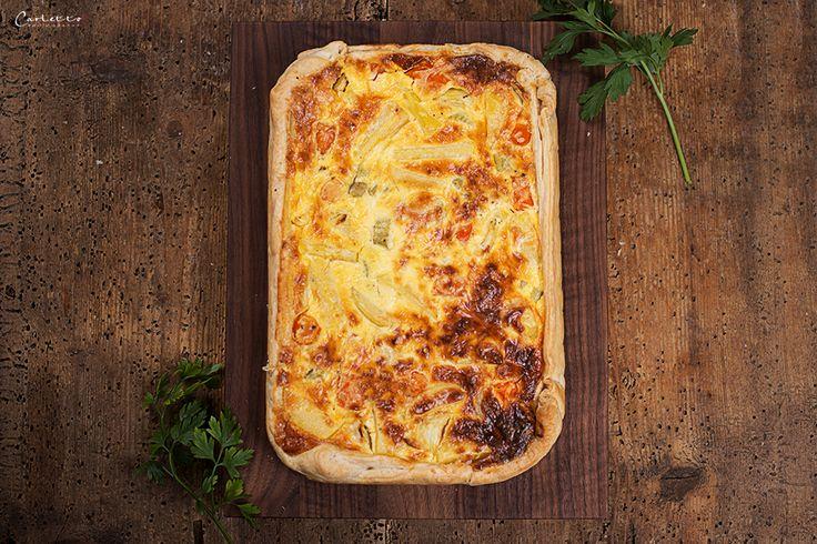 Gemüse Tarte, Käse Tarte, Käse Gemüse Tarte, Tarte, herzhafte Tarte, Tarte Rezept, veggie, vegetarisch, vegetarisches Rezept, Käse Rezept