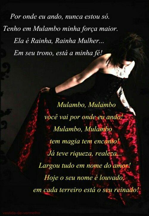 Salve Maria Mulambo!