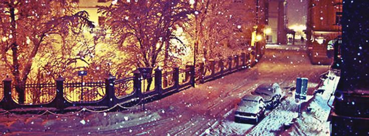 Click to get this snow fall facebook cover photo