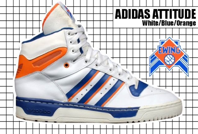 Adidas Attitude
