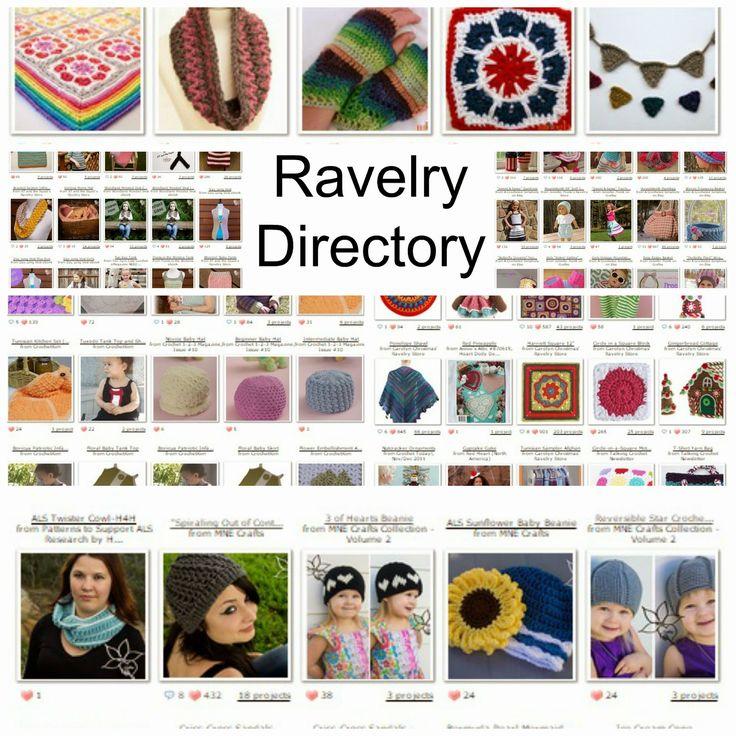 MNE Crafts: Ravelry Directory