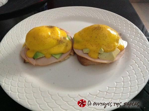 Eggs Benedict #sintagespareas