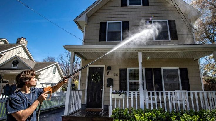 With spring house chores, should you DIY or hire a pro
