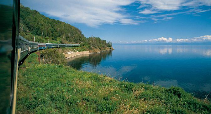 Cruzar Siberia a bordo de un tren de lujo | Russia Beyond the Headlines