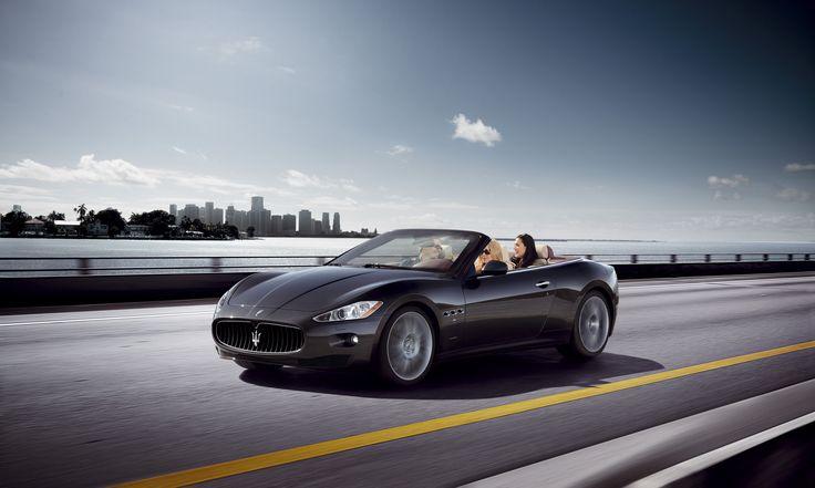 Maserati GranCabrio / Maserati GranTurismo Convertible