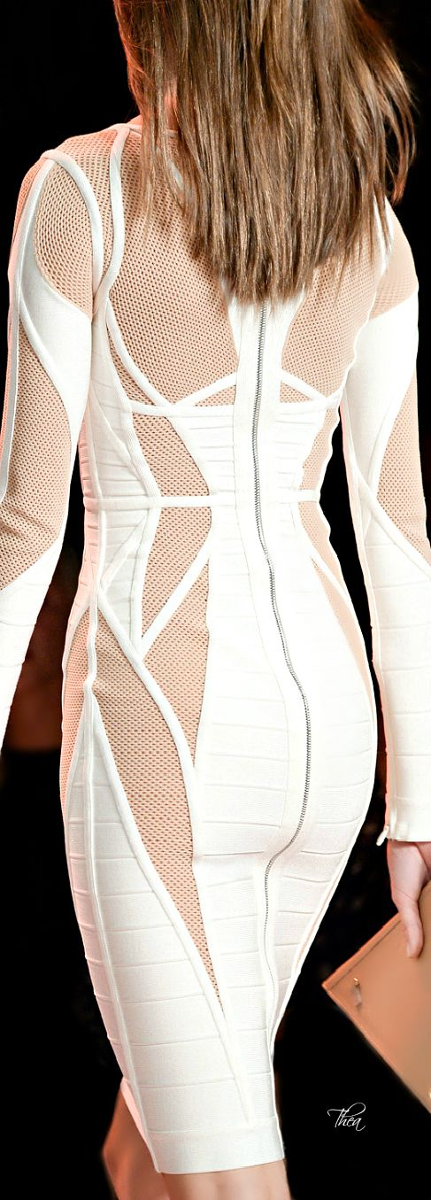 Herve Leger by Max Azria ● SS 2015