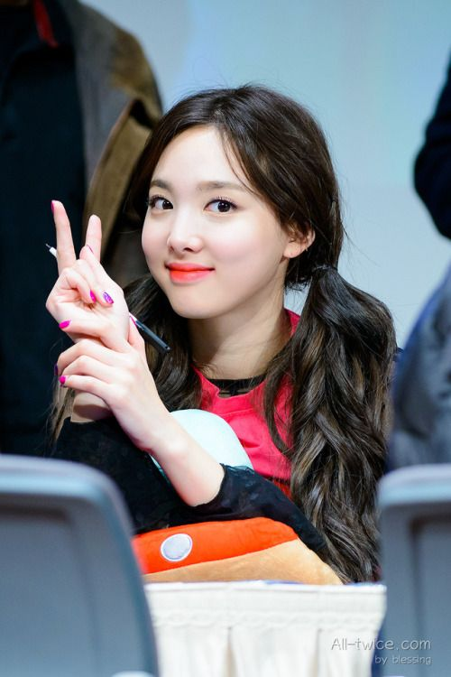 Image result for twice nayeon knock knock