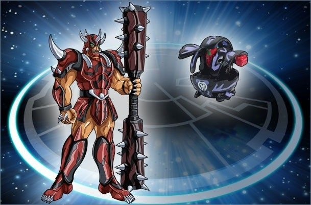 Warius Con Imagenes Caricaturas Anime Bakugan Battle Brawlers