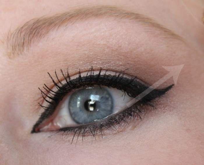 Delineado De Ojos Maquillaje De Ojos Maquillaje Para Ojos