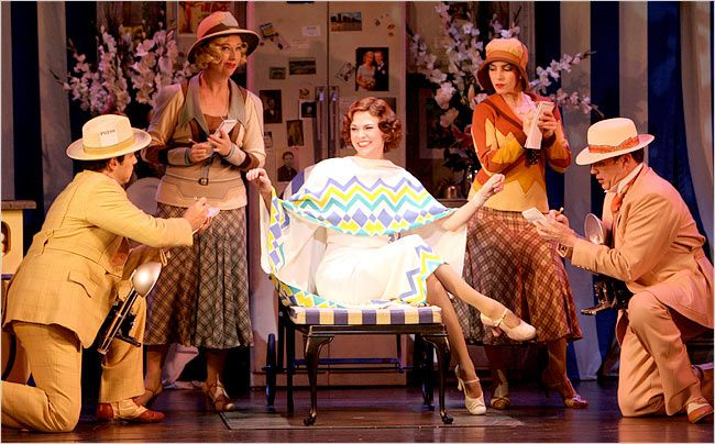 the drowsy chaperone original broadway cast - Google Search
