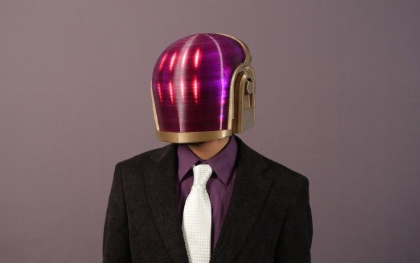 3ders.org - 3D print your own Halloween costume? Check out this tutorial for a Daft Punk Helmet | 3D Printer News & 3D Printing News