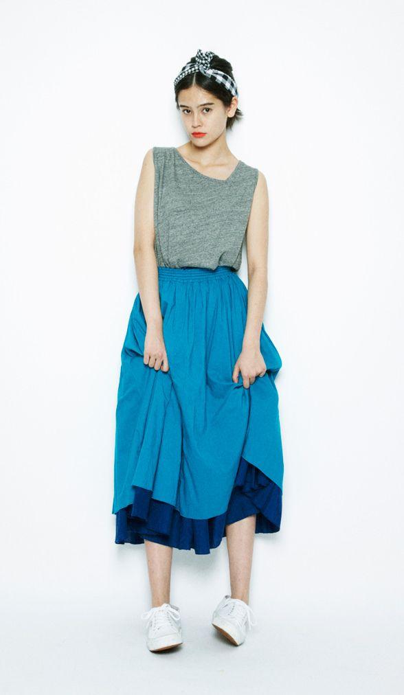 2014.05.30 | 30DAYS COORDINATE | niko and... magazine [ニコ アンド マガジン]