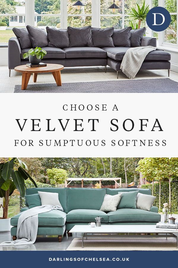 Velvet Sofa Buying Guide Blog Darlings Of Chelsea In 2020 Sofa Buying Guide Velvet Sofa Sofa Design