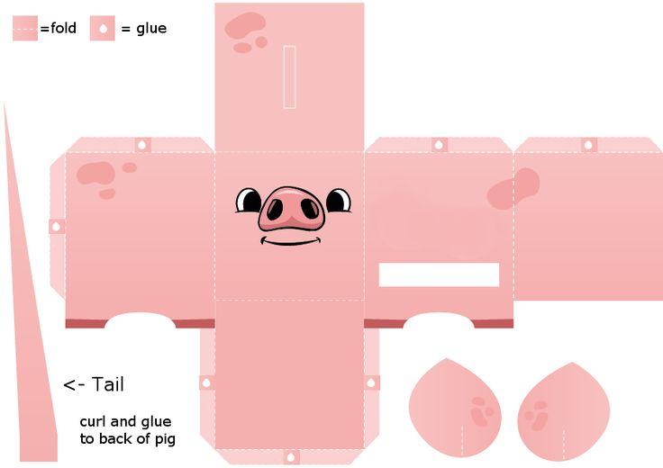 piggy bank craft ideas - Αναζήτηση Google                              …