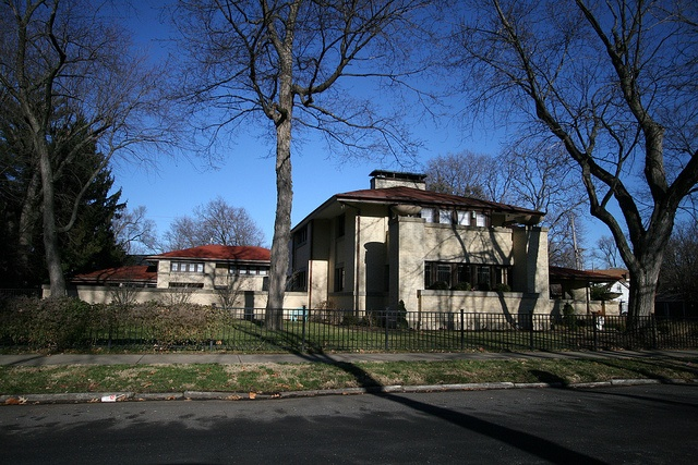 Peoria IL, Francis W. Little House, Frank Lloyd Wright, Peoria Illinois, Peoria County IL