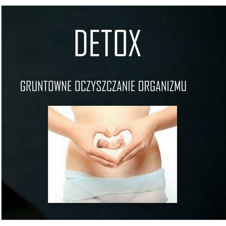 detox oczyszczanie organizmu