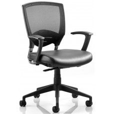 Alpha #Task #OfficeChair Seat Depth: 490mm Seat Width: 520mm Back Height:   Home Office ChairsOffice ...