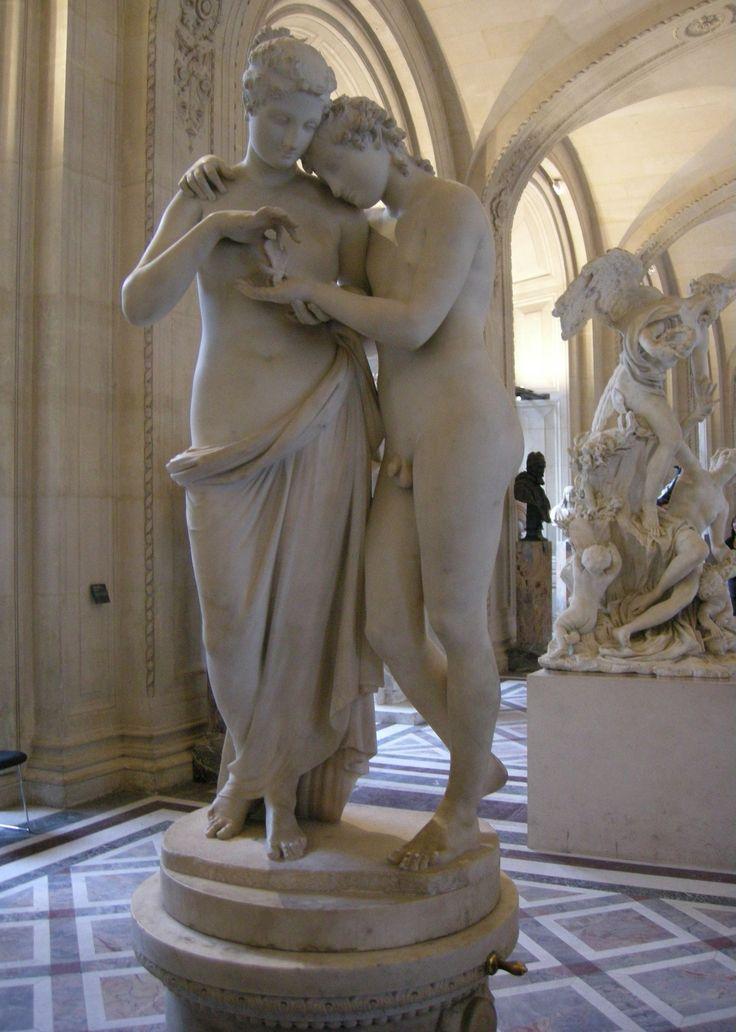 Amore e Psiche a Milano: il mito nelle opere di Antonio Canova e di François Gérard in mostra a Palazzo Marino --> ingresso gratuito fino al 13 gennaio! @eni cultura