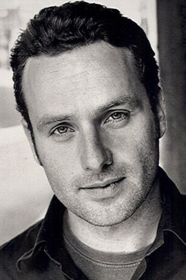 Andrew Lincoln aka Rick of The Walking Dead