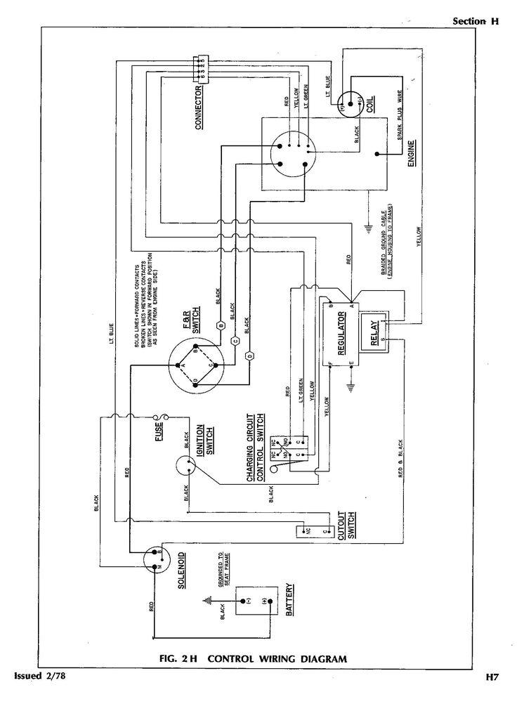 2005 48 volt yamaha golf cart wiring diagram full hd quality