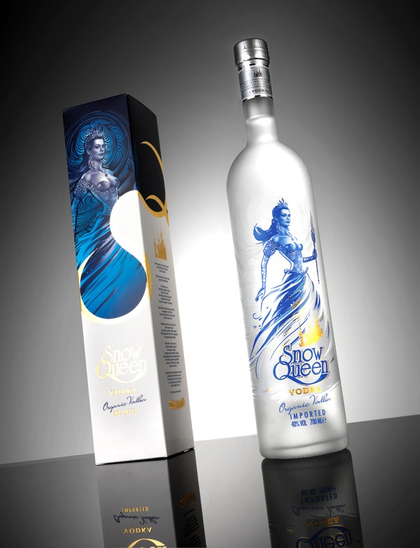 Snow Queen Vodka is my favorite.