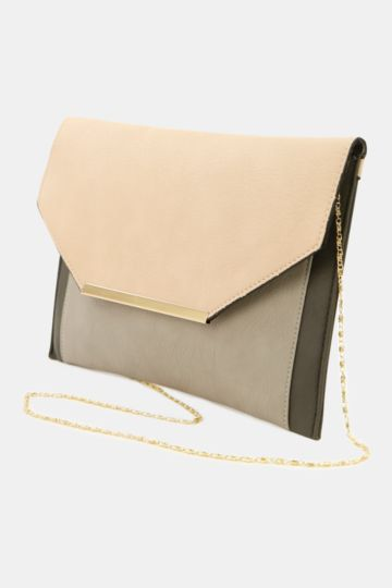 Colourblock Envelope Clutch from Mr Price R99,99