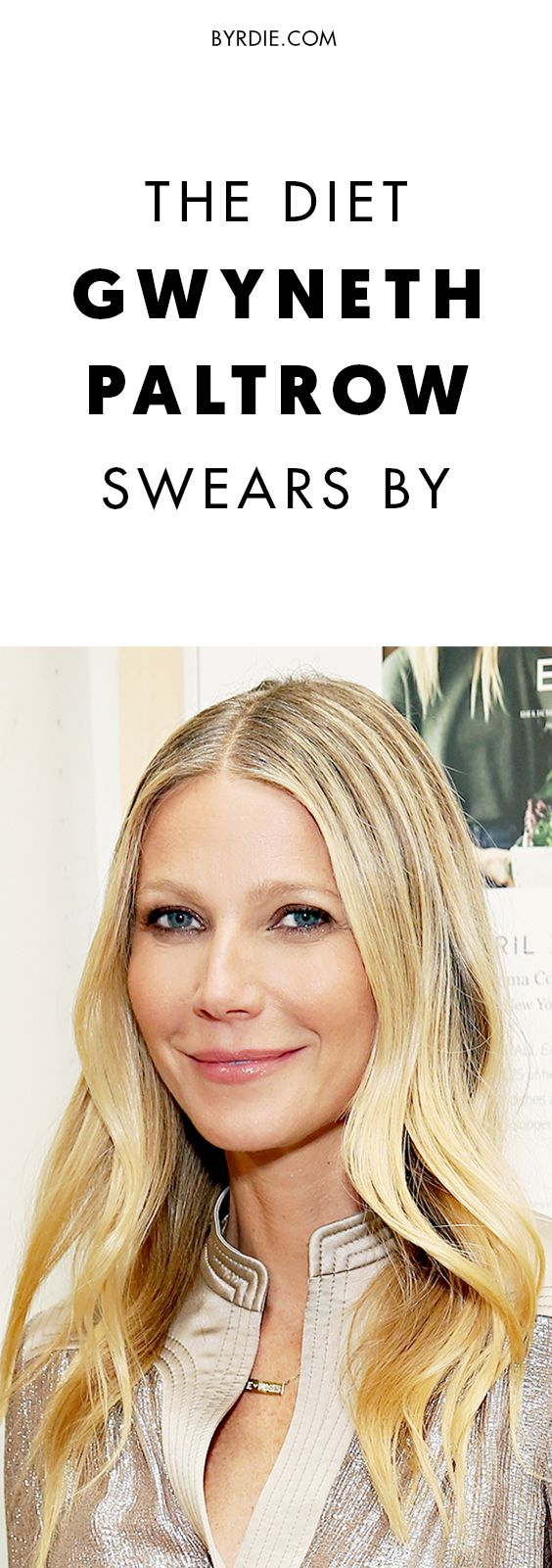 How to eat like Gwyneth Paltrow