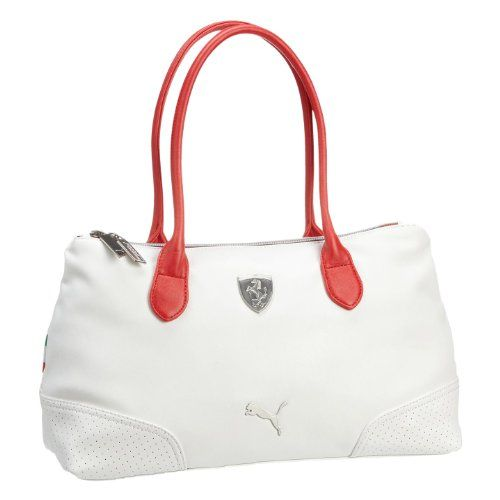 Wonderful Genuine Puma Ferrari LS Portable Messenger Bag Unisex Mens Womens