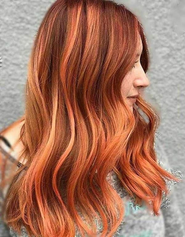 104 Most Impressive copper hair color for every skin tone #brownhair