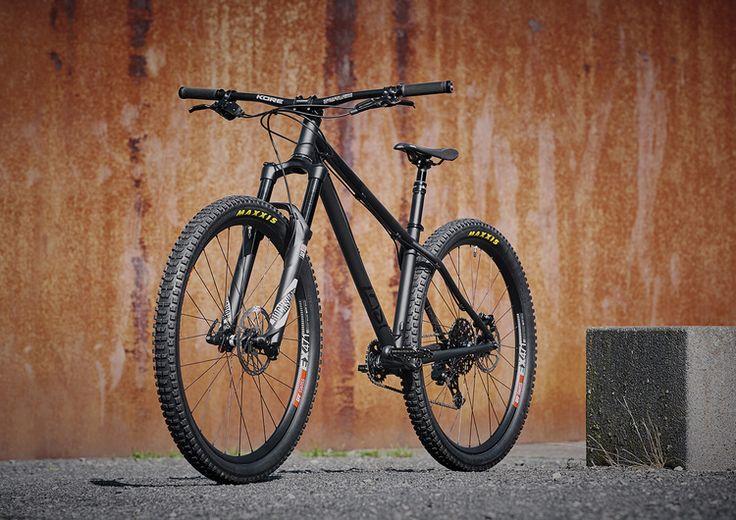 Über eine Kickstarter-Kampagne zur Serienreife: Über Crowdfunding versucht die kleine, deutsche Bike-Schmiede Last sein neues Enduro-Hardtail in 29 Zoll zur Marktreife zu voranzutreiben.
