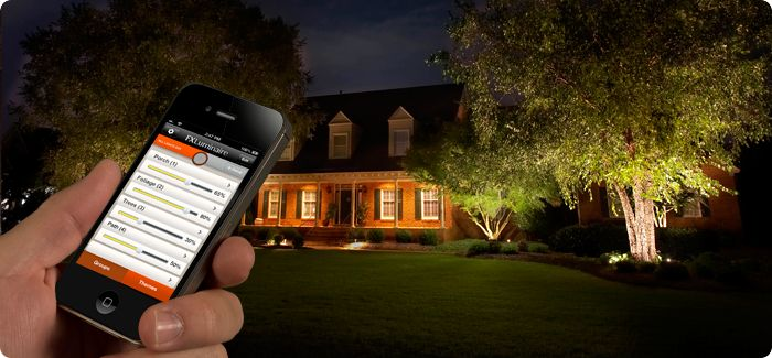 FX Luminaire Luxor Wi Fi System: Zoning And Dimming Landscape Lighting From  Your Smart Phone! | Landscape Lighting | Pinterest | Landscaping, Products  And ...