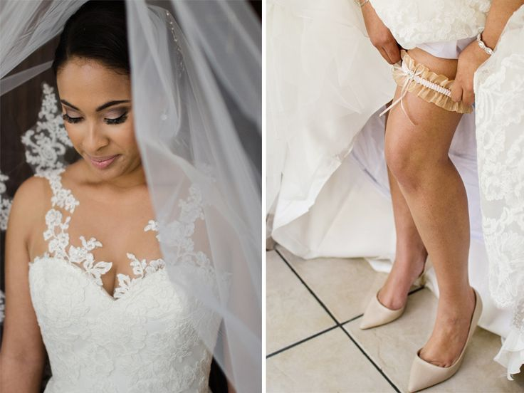 Bridal portraits #veil #garter #bride #wedding #weddingphotography
