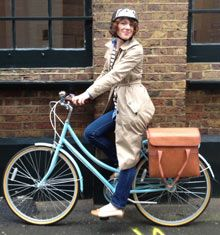 Chic ladies' bikes: review of three stylish models. Caz Nicklin test drives the Bobbin Birdie, the Caferacer Doppio Lady and the Hob 3.
