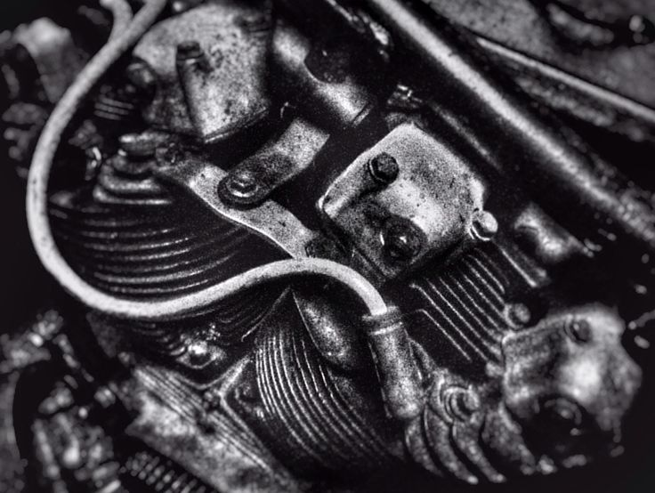 Harley Davidson Sportster Sporty Ironhead 1000