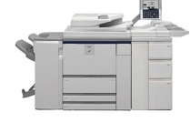cheap copiers & printers 	MX-M850