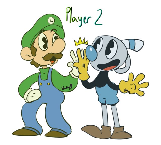 Love Each Other When Two Souls: 103 Best Cuphead Images On Pinterest